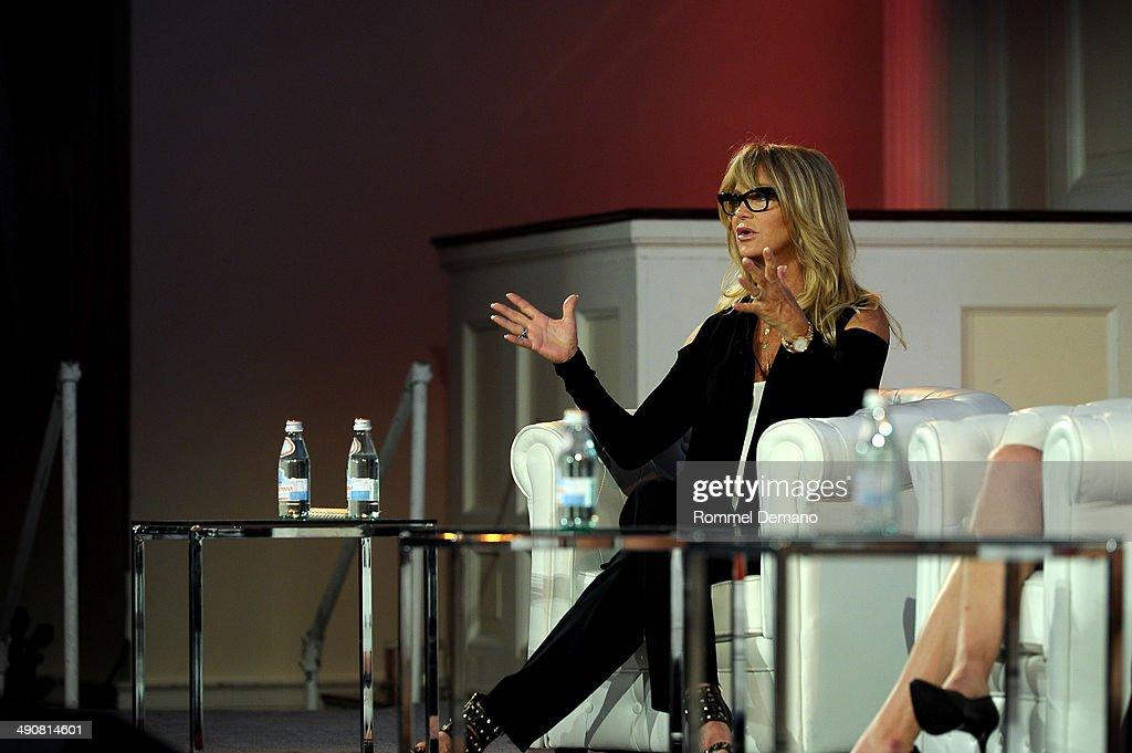 Forbes Women's Summit:The Entrepreneurship of Everything : News Photo