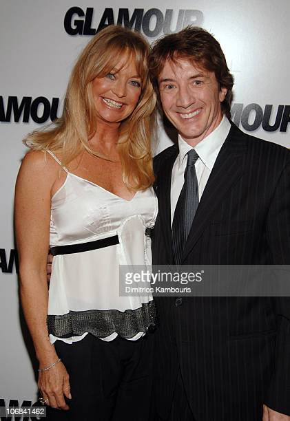 Goldie Hawn honoree with Martin Short presenter *EXCLUSIVE*