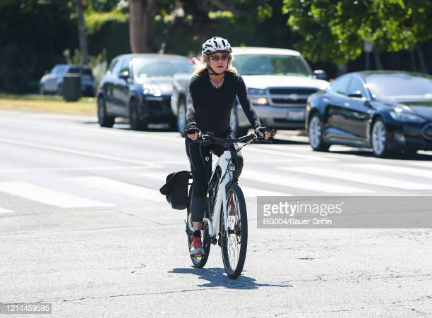 Goldie Hawn is seen on May 21, 2020 in Los Angeles, California.