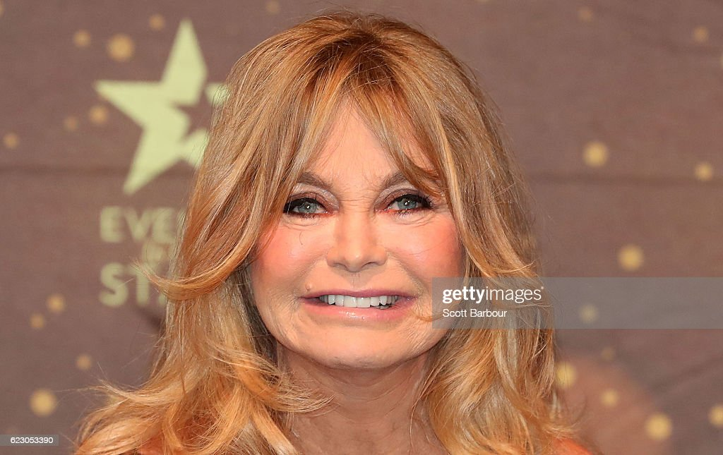 Goldie Hawn Press Conference