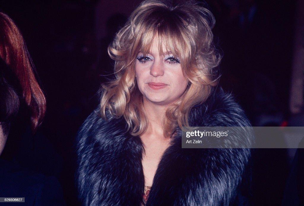 Goldie Hawn : News Photo