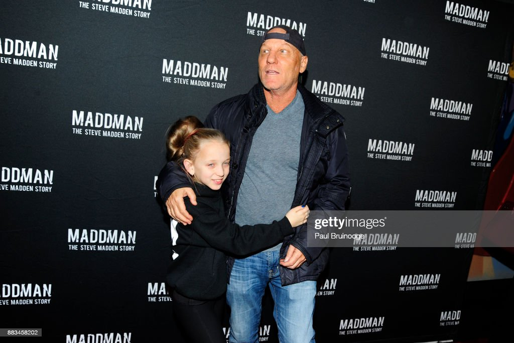 693f103878a Goldie Ryan Madden and Steve Madden attend New York Premiere of ...