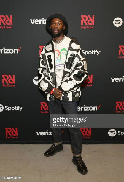 GoldLink attends Chance The Rapper to Headline Spotify's RapCaviar Live In Brooklyn in Partnership with Live Nation Urban and Verizon on September 29...