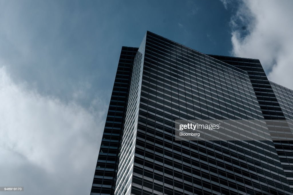 Goldman Sachs Group Inc. headquarters stands in New York, U.S., on Thursday, April 12, 2018. Goldman Sachs Group Inc. is scheduled to release earnings figures on April 17. Photographer: Christopher Lee/Bloomberg via Getty Images