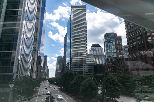 NY: Goldman Sachs Headquarters Ahead Of Earnings Figures