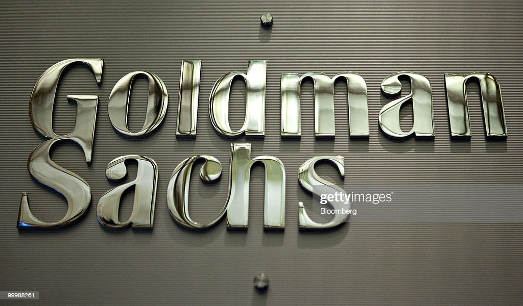Goldman Sachs Hands Clients Losses In 'Top Trades' : News Photo