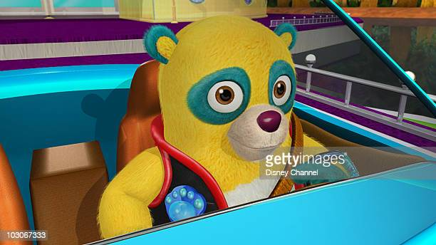 OSO Goldscooter Special Agent Oso and his friend Harper learn how to ride a scooter This episode of Playhouse Disney's Special Agent Oso airs...