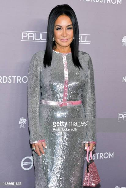 Goldston attends the 2019 Baby2Baby Gala Presented by Paul Mitchell at 3LABS on November 09, 2019 in Culver City, California.