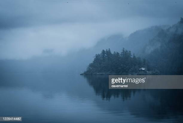 goldstream harbour victoria bc - vancouver island stock pictures, royalty-free photos & images