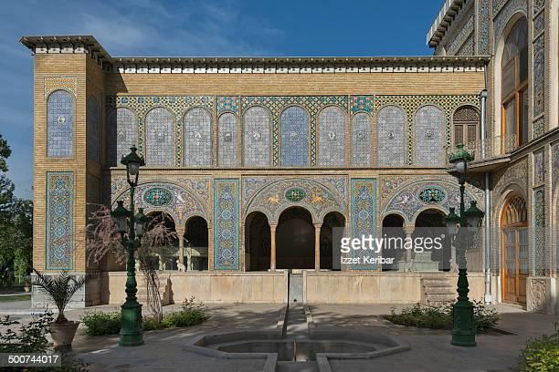 Golestan Palace complex Tehran, Iran