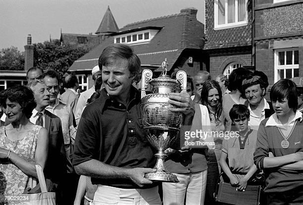 Golf, 1975 British Amateur Championship, Hoylake,U,S,A,'s Vinny Giles, the 1975 Champion