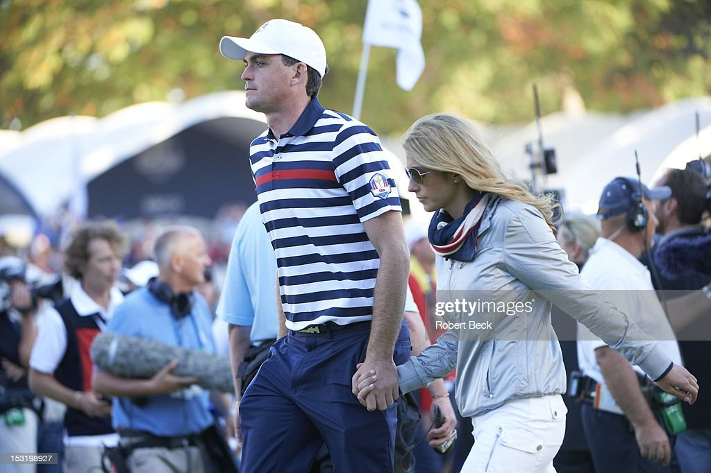 2012 Ryder Cup - Day Three : News Photo