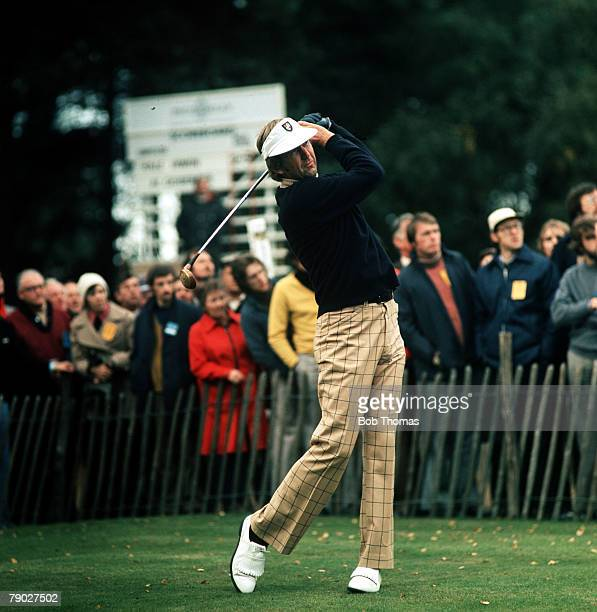 Golf Al Geiberger USA Circa 1970
