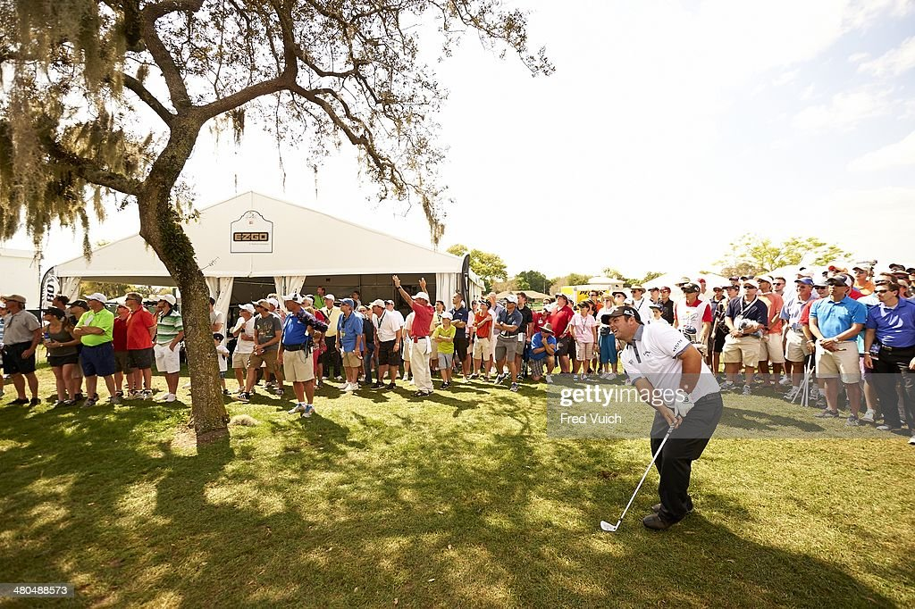 2014 Arnold Palmer Invitational Presented by MasterCard - Round Two : News Photo