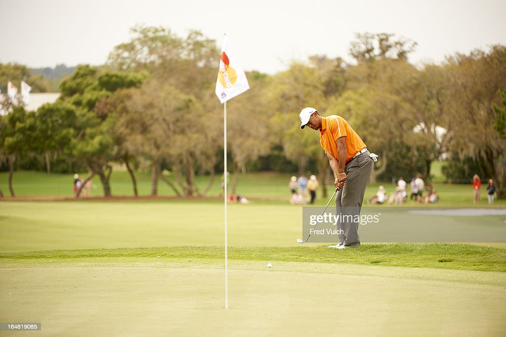 2013 Arnold Palmer Invitational presented by MasterCard - Round Two : News Photo