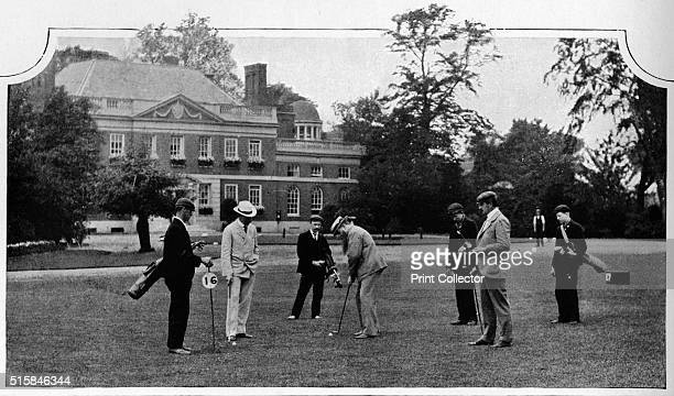 Golf at the Ranelagh Club London circa 1903 The Ranelagh Club was a polo club located at Barn Elms in South West London It was founded in 1878 as a...