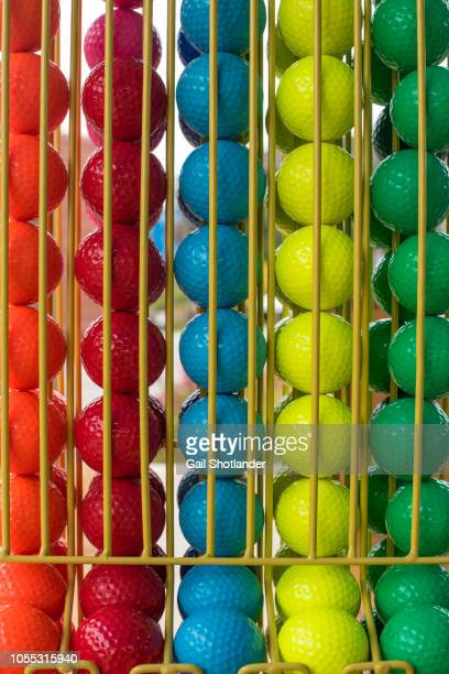 Golf Ball Colors