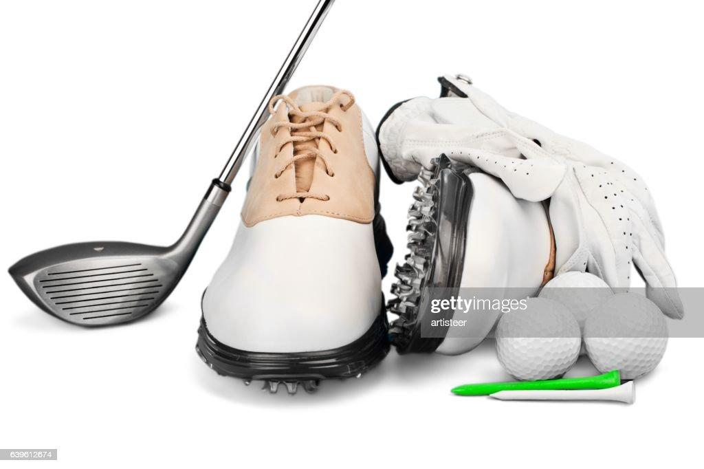 ゴルフシューズの手入れはしていますか???