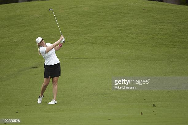 Bell Micro LPGA Classic Brittany Lincicome in action on Friday at Robert Trent Jones Golf Trail at Magnolia Grove Mobile AL 5/14/2010 CREDIT Mike...