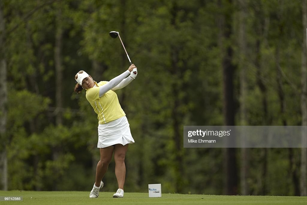 Jee Young Lee in action on Sunday at Robert Trent Jones Golf Trail at Magnolia Grove. Mobile, AL 5/16/2010