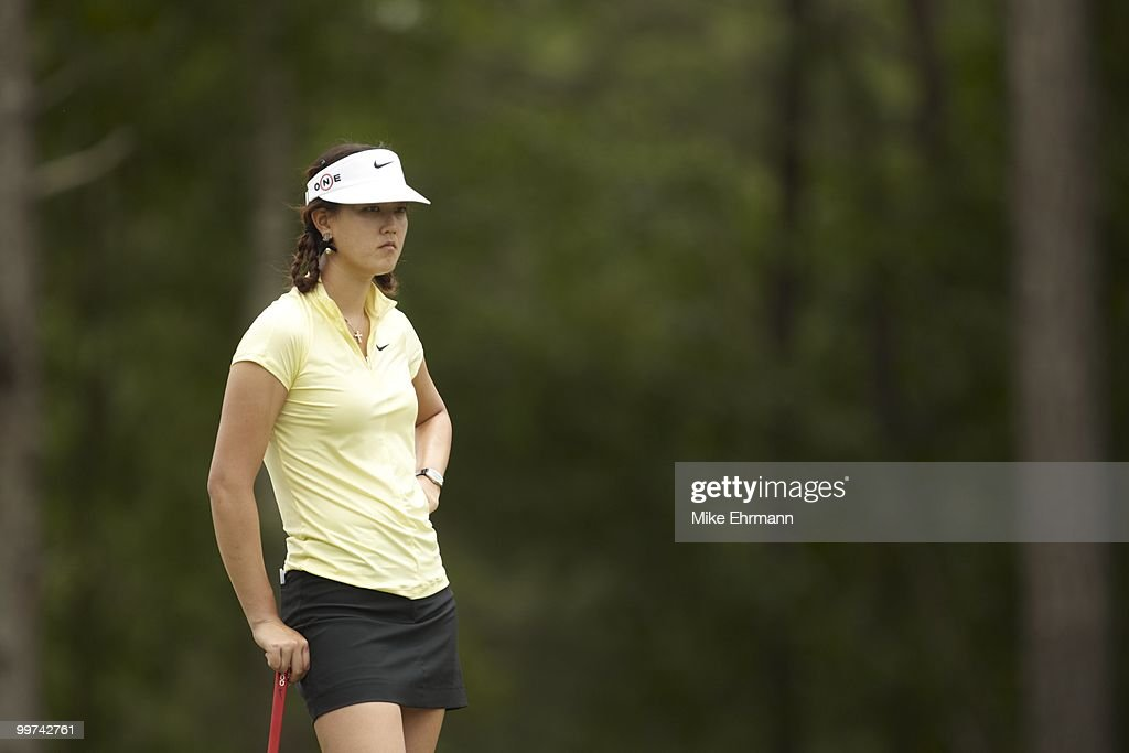 Michelle Wie during Thursday play at Robert Trent Jones Golf Trail at Magnolia Grove. Mobile, AL 5/13/2010