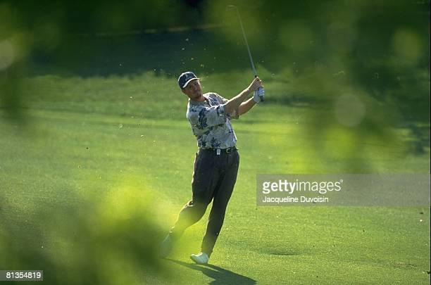 Golf Byron Nelson Classic Paul Stankowski in action during drive Irving TX 5/15/19975/18/1997