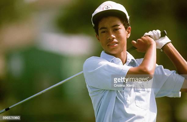Golf Champion Tiger Woods