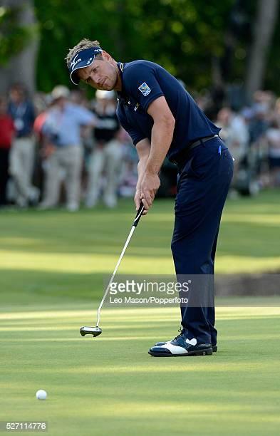 Golf Championships Wentworth UK Luke Donald ENG