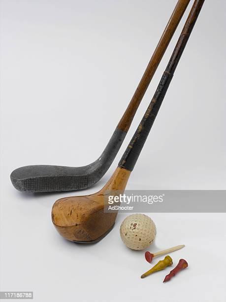 golf-clubs - aluhut stock-fotos und bilder