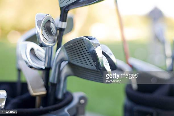 golf clubs - golf club stock pictures, royalty-free photos & images