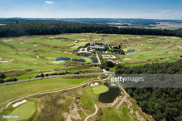 Golf course and Spa Hotel Hofgut Georgenthal
