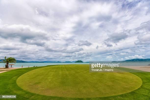 Golf course in Thailand, Phuket