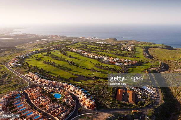 Golf Course near Costa Adeje Tenerife Canary Islands Spain
