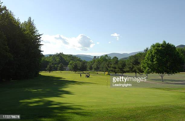 golf course, new hampshire - new hampshire stock pictures, royalty-free photos & images