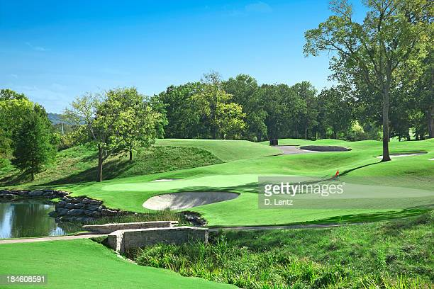 ゴルフゴルフコース - カントリークラブ ストックフォトと画像