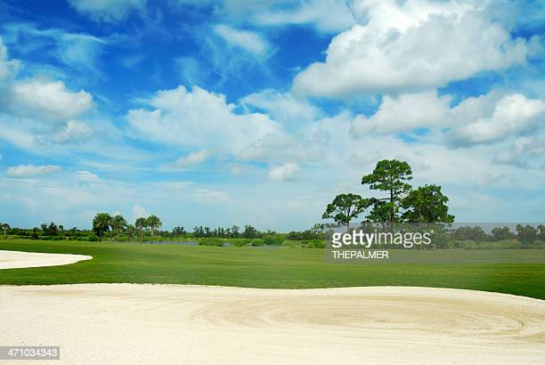 golf course - naples florida stock pictures, royalty-free photos & images
