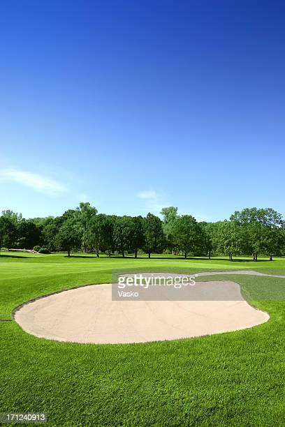 Golf Course - Sand Trap