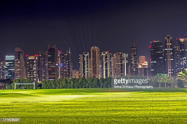 Golf Courses in Emirates Hills