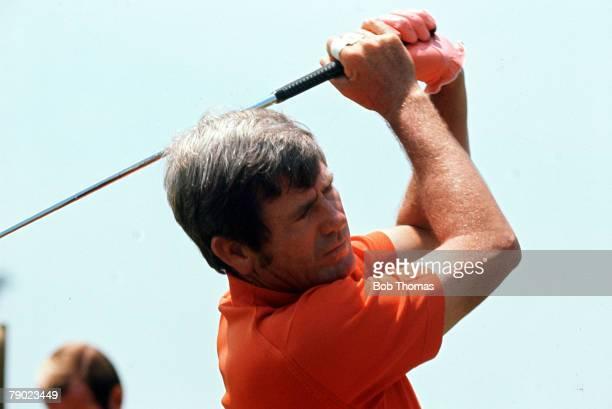 Golf Doug Sanders USA Circa 1970's