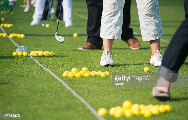 golf driving range - driving range stock pictures, royalty-free photos & images