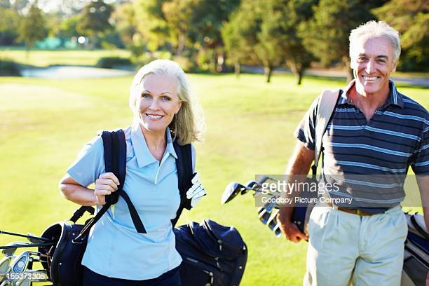 Golf duo
