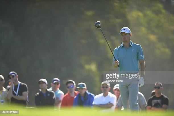 Farmers Insurance Open Justin Rose during Friday play at Torrey Pines GC La Jolla CA CREDIT Robert Beck