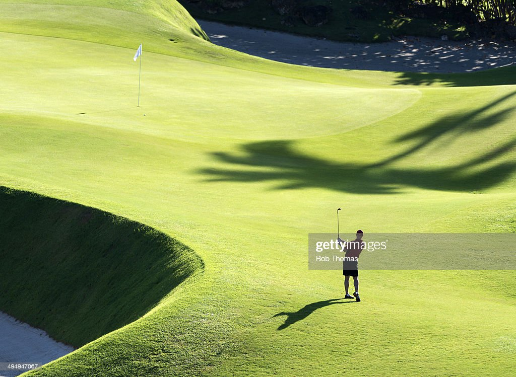 Golf general view : Stock Photo
