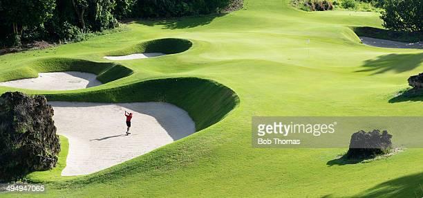 golf general vw - golfbana bildbanksfoton och bilder