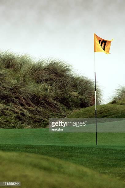 Golf Hole Number 10