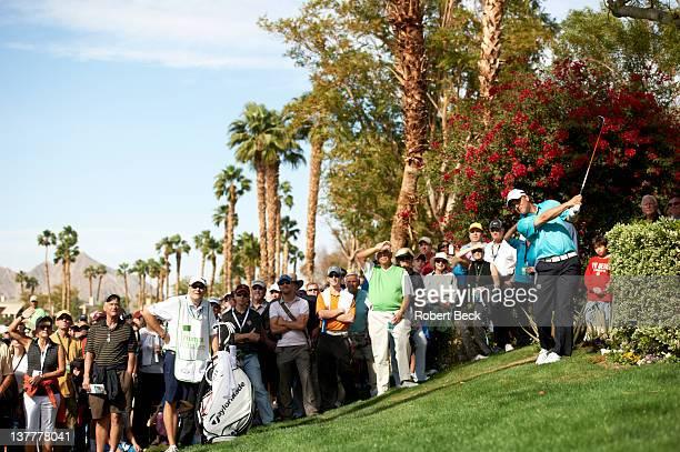 Humana Challenge: Scott McCarron in action on Saturday at La Quinta CC. La Quinta, CA 1/21/2012 CREDIT: Robert Beck