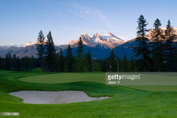 Golf in the Rockies