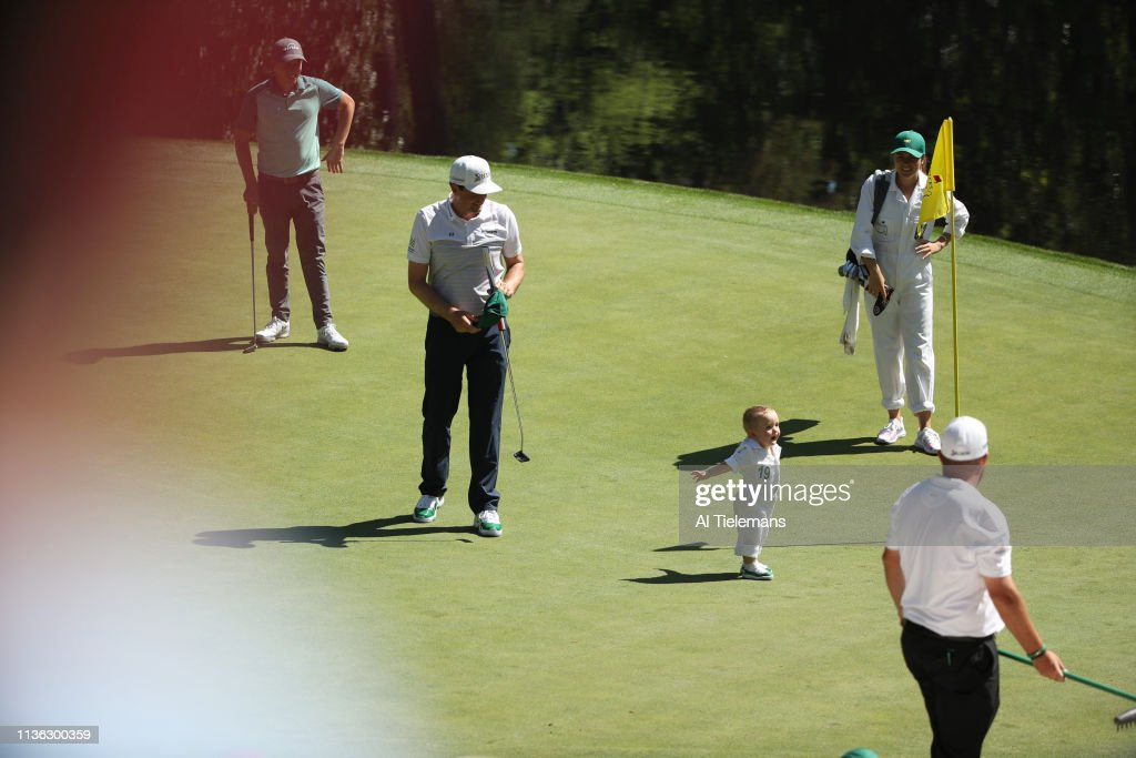 2019 Masters Tournament - Preview Day 3 : News Photo