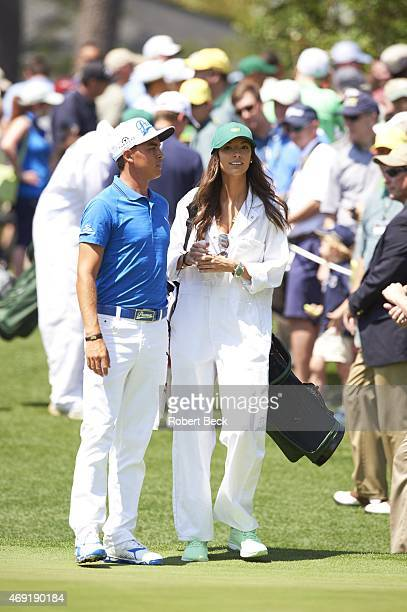 rickie fowler girlfriend stock photos and pictures