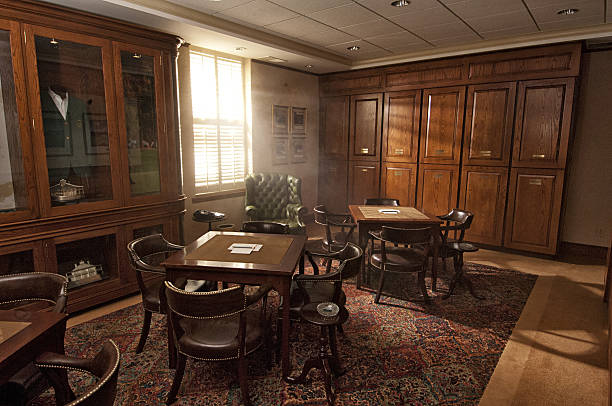 Clubhouse At Augusta National Golf Course 2006 Masters